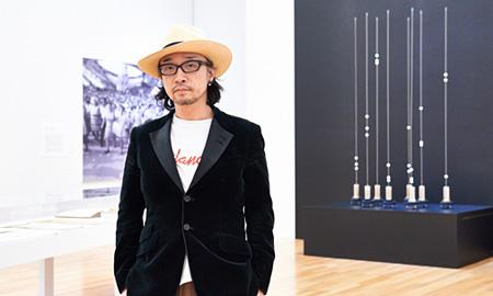菊地成孔と行く『日本近代音楽の150年』展