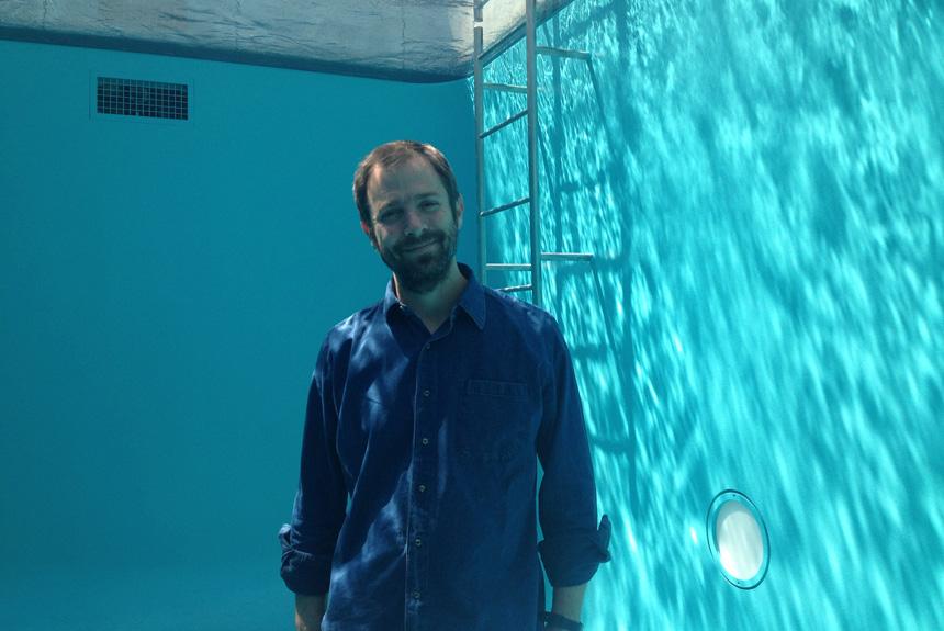 日本一有名なプールからの10年『レアンドロ・エルリッヒ』展