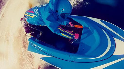 ダイナマイトボートレースCM『Let`s BOAT RACE 「渦潮」篇』
