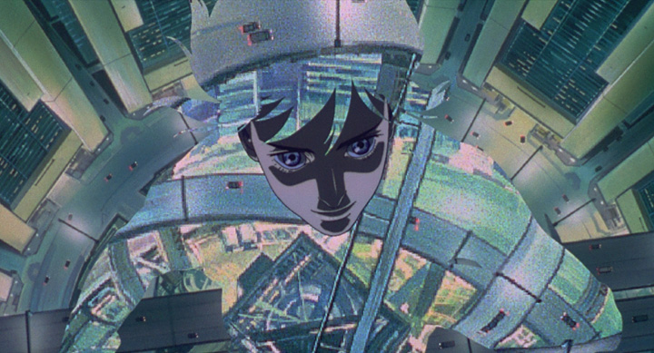 『GHOST IN THE SHELL/攻殻機動隊』 ©1995 士郎正宗 / 講談社・バンダイビジュアル・MANGA ENTERTAINMENT
