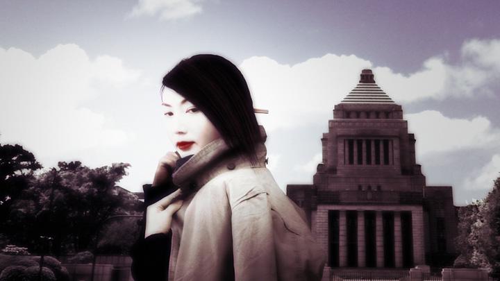 『立喰師列伝』 ©2006 押井守・Production I.G / 立喰師列伝製作委員会