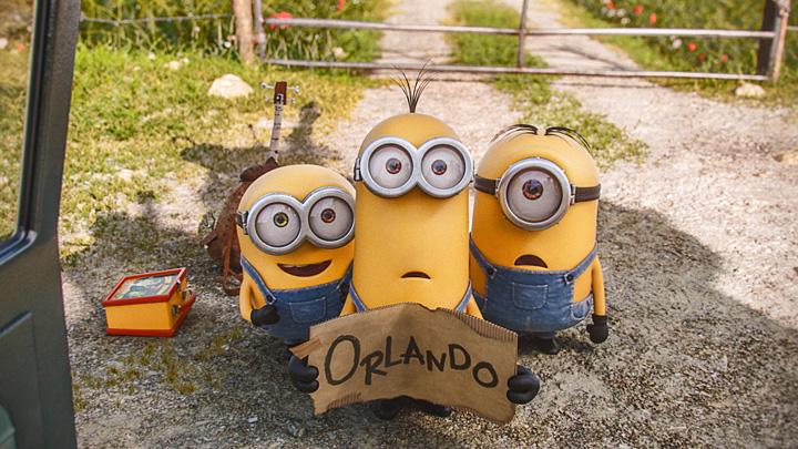 『ミニオンズ』 ©2015 Universal Studios. All Rights Reserved.