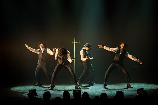 『DANCE DANCE ASIA -Crossing the Movements 東京公演』s**t kingz ©Tadamasa Iguchi / DANCE DANCE ASIA