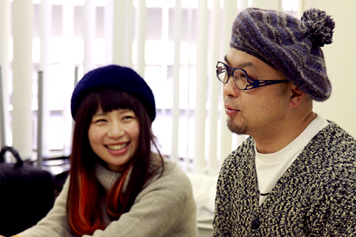 左から:須原杏、ASA-CHANG