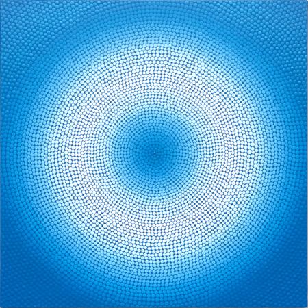 GOMAが「こっちの世界」に戻ってくる時に見えるという光を描いた『ひかり BLUE』