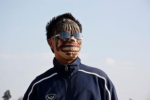 アピチャッポン・ウィーラセタクン『ゴースト・ティーン』2013年 インクジェット・プリント