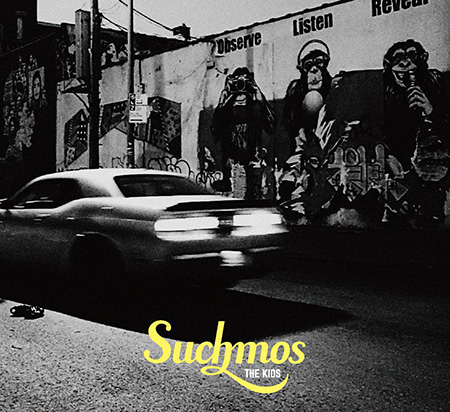 Suchmos『THE KIDS』ジャケット