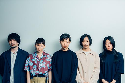 """左から:谷口滋昭、佐藤千亜妃、MITCH NAKANO、西村""""コン""""、あーちゃん"""