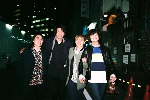 左から:鈴木敬、須田原生、辻怜次、小関竜矢