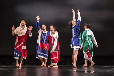 『駈込ミ訴ヘ』KAAT神奈川芸術劇場 2013年 撮影:橋本武彦