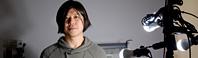 「音」を使う現代美術家・八木良太の音楽的ルーツを探る旅