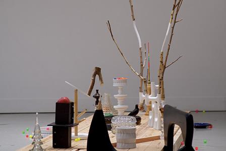 「Nature / Ideals」2015年 撮影:狩野哲郎 Courtesy of the artist and YUKA TSURUNO GALLERY