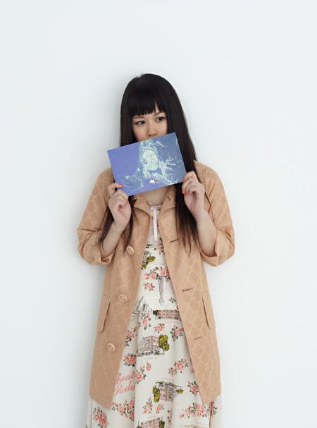 やくしまるえつこ やくしまるえつこが夢野久作、岡本かの子らを朗読する『朗読CD』が配信で復活 -