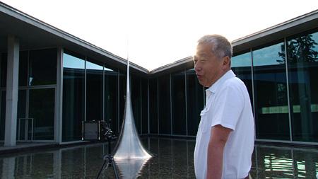 『はじまりの記憶 杉本博司』©はじまりの記憶 テレビマンユニオン/WOWOW