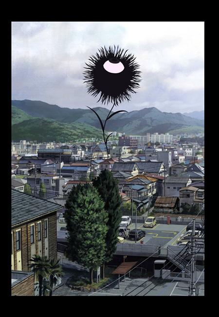テレビアニメ『惡の華』キービジュアル ©押見修造・講談社/「惡の華」製作委員会
