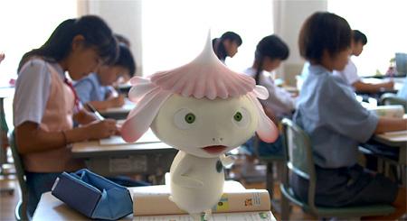 『めめめのくらげ』 ©Takashi Murakami/Kaikai Kiki Co., Ltd. All Rights Reserved.