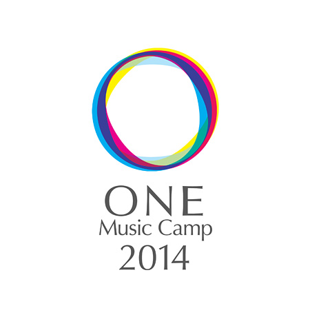 『ONE Music Camp 2014』ロゴ