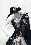 天野喜孝の作家像に迫る大規模な回顧展、原画や7mにおよぶ大型絵画も