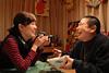 森三中・大島が中年男性役の映画『福福荘の福ちゃん』場面写真、水川あさみらの姿も