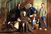 現代の吸血鬼たちが暮らすシェアハウス描く『シェアハウス・ウィズ・ヴァンパイア』