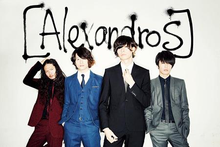 [Alexandros] [Alexandros] その他の画像  [Alexandros]がユ