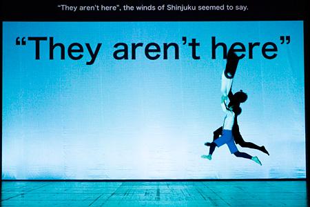 TPAMディレクション 野村政之ディレクション 範宙遊泳×Democrazy Theatre 『幼女X(日本‐タイ共同制作版)』Photo by Hideto Maezawa