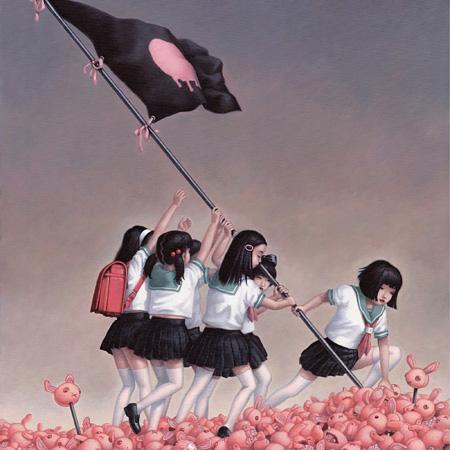 CINRA.NET カルチャーは、とまらない、とめられない。                                ニュースアーバンギャルドのライブ会場限定新作『少女KAITAI』、「少女3部作」を脱構築その他の画像