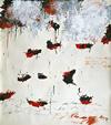 サイ・トゥオンブリーの大規模個展が原美術館で開催、約70点の「紙の作品」一挙展示