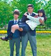 映画『俺物語!!』猛男役は鈴木亮平、30キロ増量で坂口健太郎と共演