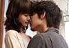 多部未華子が「ヒゲ店」綾野剛にキス、『ピース オブ ケイク』場面写真続々