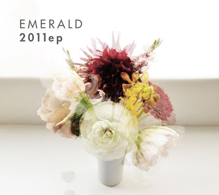 Emerald『2011 ep』ジャケット