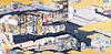 山口晃個展『汽車とかたな』、新時代と過去が混交する多彩作品群