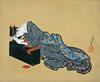 『肉筆浮世絵の世界』展に葛飾北斎らの作品約170点、春画約30点も展示