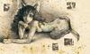 宇野亞喜良『おしゃべりな猫たち』展、「猫」作品や書籍挿絵を展示