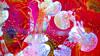 蜷川実花が水族館とコラボ、「クラゲ万華鏡トンネル」に新作を投影