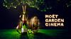 シャンパン片手に『SATC2』を野外鑑賞、会場は夜の六本木