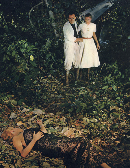 『この庭に死す』(監督:ルイス・ブニュエル)©1956 Les Grands Films Classiques – STUDIOCANAL