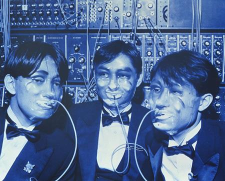イエロー・マジック・オーケストラ 1979年 ©Photo by Masayoshi Sukita