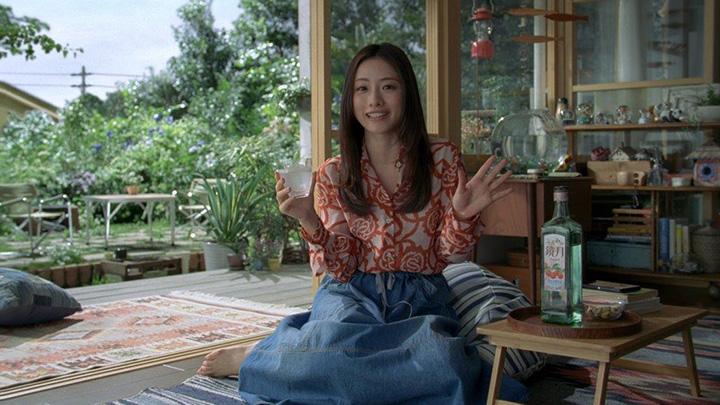 サントリー ふんわり鏡月 妄想マンガシアター ウェブムービー「すっごい」篇より