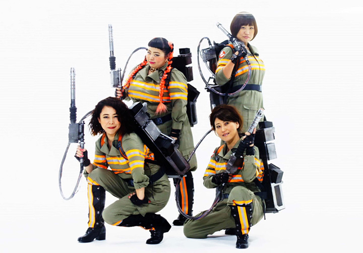 """Ghostbusters~Japan Original ver.~""PVより"