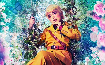 舞台『パタリロ!』殿下役は加藤諒、ビジュアル公開&キャスト発表