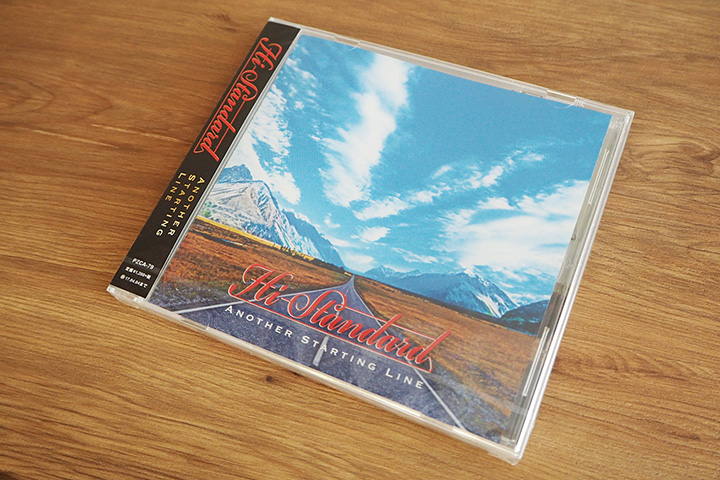 another starting line ep hi standard16年ぶりの新作を突如発売し