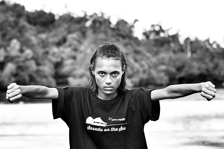 エコ・スプリヤント『BALABALA』 ©David Fajar Gesturi