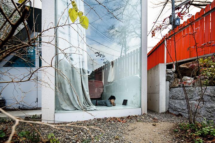 中山英之『O邸』2009年 撮影:ジェレミ・ステラ
