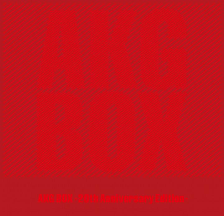 ASIAN KUNG-FU GENERATION『AKG BOX -20th Anniversary Edition-』ジャケット