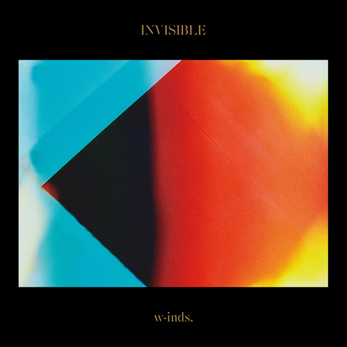 w-inds.『INVISIBLE』初回限定盤Aジャケット