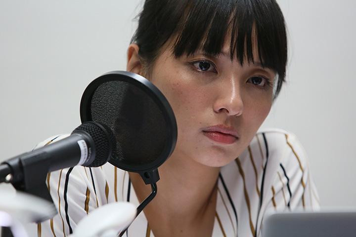 """『光』 ©2017 """"RADIANCE"""" FILM PARTNERS/KINOSHITA、COMME DES CINEMAS、KUMIE"""