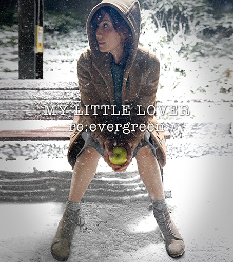 My Little Lover『re:evergreen』ジャケット