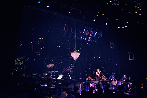 『My Little Lover☆acoakko at Billboard Live presented by 三井ガーデンホテルズ』 撮影:笹原清明