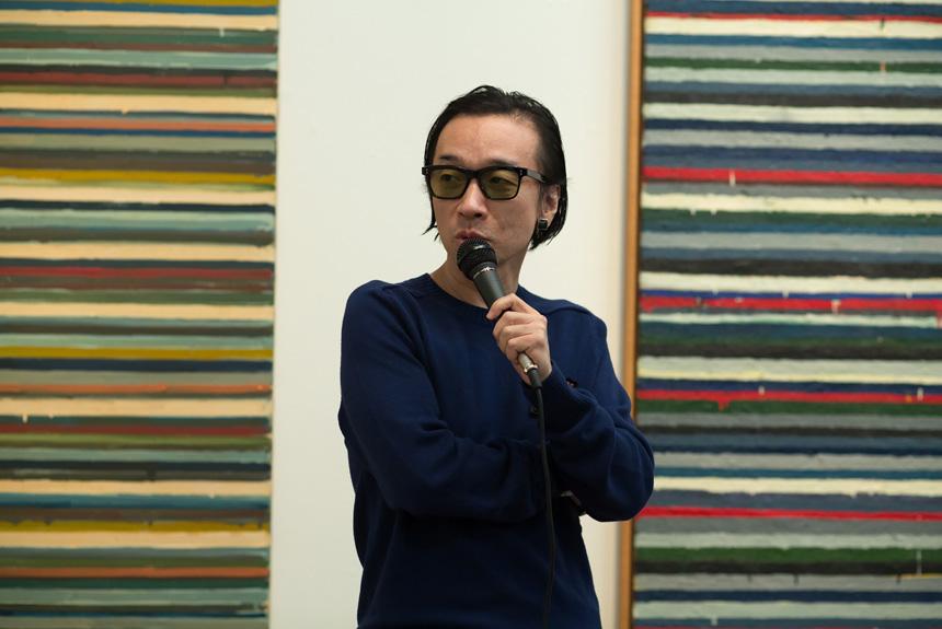 菊地成孔が音楽と言葉で華麗に読み解く、孤高の芸術家の画業